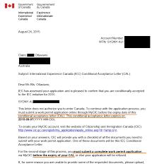 iec canada resume template ecorduracom - Sample Canadian Resume Format