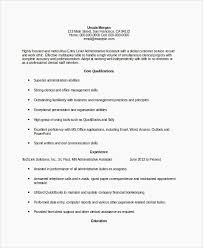 Entry Level Office Assistant Resumes Entry Level Administrative Assistant Resume 10 Entry Level