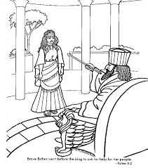 Small Picture Esther Saves Her People coloring page This coloring page will