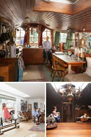 The photos show just how spacious and welcoming houseboats can be. Each one  has been