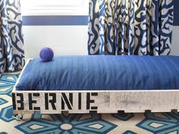 ... Good Looking Bedroom Decoration Using Shipping Pallet Bed Frame :  Exquisite Teen Boy Bedroom Decoration Using ...