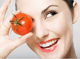 Benefits of Tomatoes To Face Acne Mask - Skin and Beauty