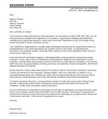 Local Government Executive Cover Letter Sarahepps Com