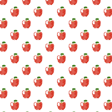 Apple Pattern Delectable Pattern Illustration Fruit Apple Red Womenfriendly Wallpapersc IPad