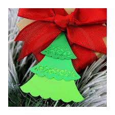 Elegant background with christmas gifts. Papercut Christmas Tree Gift Tag Svg Cut More Craft Genesis