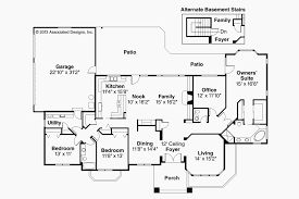 mexican hacienda style house plans lovely southwest house plans lantana associated designs small southwestern