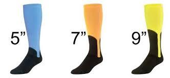 Custom Knit In Baseball Stirrups By Tck Multiple Designs Style Number Bpx