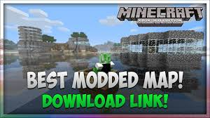 minecraft xbox  best modded map  download link  youtube