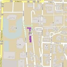 uark parking map  my blog