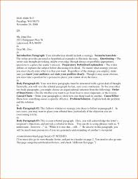 Letterhead Business Letter Business Letter Format Header Second Page New Two Page Business