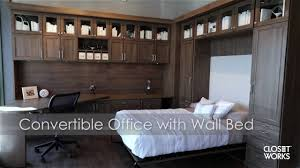 home office murphy bed. Office Wall Bed. Bed Q Home Murphy