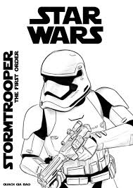 Star Wars Stormtrooper Coloring Pages Printable Simple Free Of Storm