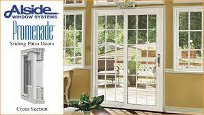 alside sliding door parts. alside - pittsburgh\u0027s choice windows and patio doors sliding door parts e