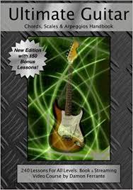 Ultimate Guitar Chords Scales Arpeggios Handbook 240