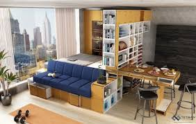Tetran Living, transforming furniture, adapt nyc, tiny apartments, tiny  apartment nyc,