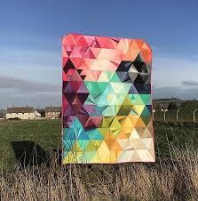 Tessellation - Quilt Pattern - Alison Glass - Dinkydoo Fabrics & Tessellation - Quilt Pattern - Alison Glass Adamdwight.com