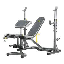 gold s gym xrs 20 rack and bench