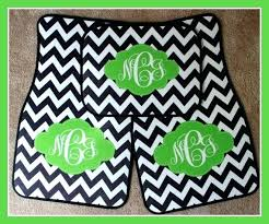 chevron car floor mats. Wonderful Monogram Floor Mats Monogrammed Best Car Images On Cars And Great Birthday Gifts . Chevron E