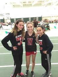 """Michael Potter on Twitter: """"@HiltonTrack less than 3 min in, 3 champions: Adriana  Kirk, Triple jump; Briana Lowry, 55; Lizzie Wessman, 3000. #proudcoach  #lobsters… https://t.co/4dASyn50yU"""""""