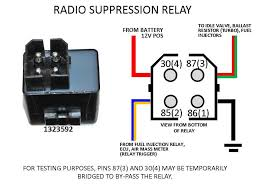 volvo relays << in an attempt to remove some of the mystery of this relay i created the diagram to the left if you think this relay have failed in your car
