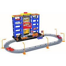 <b>Dave Toy</b> Парковка с 6 машинками - игровой <b>набор</b> 32007 купить ...