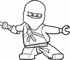 Small Picture Ninja Coloring Pages Free Printable Coloring Home