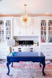 Comfy Glam Feminine Home Office Makeover By Jennifer Allwood