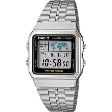 casio collection timepieces products casio a500wea 1ef
