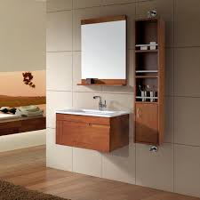 idea mirrored bathroom vanity cabinet