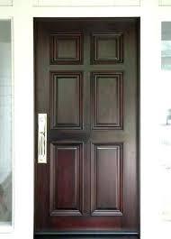 6 panel exterior door with glass mahogany exterior doors 6 panel exterior door with glass glass