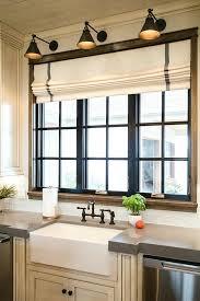 kitchen window curtains rustic kitchen a wooden window treatment kitchen window sill decorating ideas