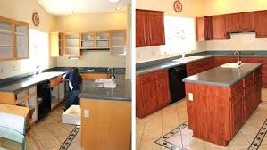 cost to refinish kitchen cabinets. Delighful Kitchen How Much Does Refacing Kitchen Cabinets Cost Intended For Inside Designs 19 To Refinish I