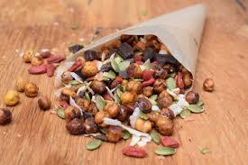 trail mix ingredients.  Trail Crunchy Chickpea Trail Mix  Pamela Salzman To Ingredients L