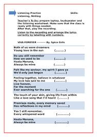 Listening Skills Worksheets - payasu.info