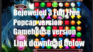 Bejeweled 3 Free Download « igggames