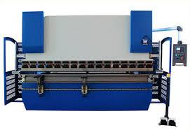 press brake operator. hydraulic press brake operator