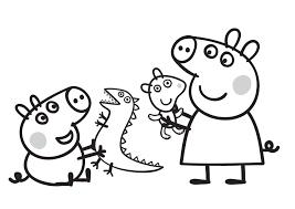 Benvenuti nel mondo delle pagine supercoloring. Immagini Da Colorare Peppa Pig Una Mamma Si Racconta
