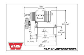 warn 38631 warn hi mount m8274 50 premium series 8,000 lb winch Warn 8274 Wiring Diagram availability currently unavailable warn 8274 solenoid wiring diagram