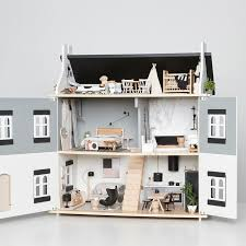 If you haven't already then you have to see this dollhouse in the latest