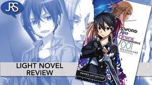Light Art Online Sword Art Online Progressive Volume 1 Light Novel Review