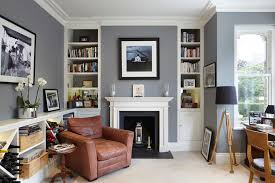 fireplace feature wall home office traditional with tripod traditional office chairs
