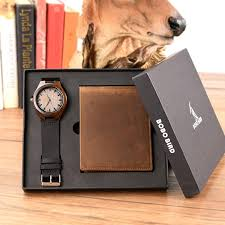luxury engraving men watch get free customized wallet personalized present set gift to father husband boyfriend watch prestige watches bling watches from