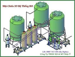 công ty xử lý nước Nhật Ý: Ưu điểm của máy lọc nước uống tinh khiết RO