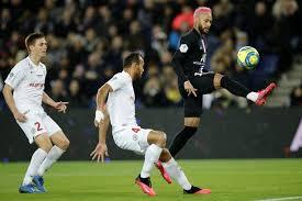 ไฮไลท์ฟุตบอล ลีกเอิง ฝรั่งเศส ปารีส แซงต์ แชร์กแมง 5-0 มงต์เปลลิเย่ร์ Paris  Saint-Germain 5 - 0 Montpellier