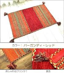 red rug outdoor s indoor bright and white blue kilim gianna