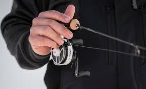 ice fishing inline reel