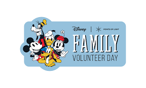 Disney Points Of Light Disney And Points Of Light To Host Family Volunteer Day