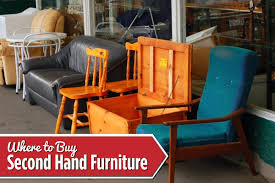 Buying Used Furniture Interior Design