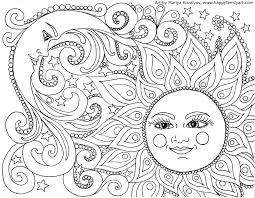 Fancy Plush Design Adult Coloring Pages Free Printable Heart
