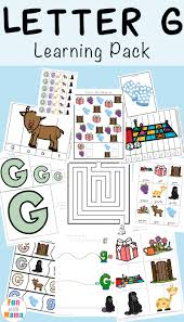 Phonics worksheets and online activities. Letter G Sound Worksheet Page 1 Line 17qq Com